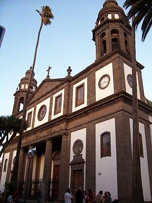 Catedral de La Laguna, Tenerife, Canarias. Esp...