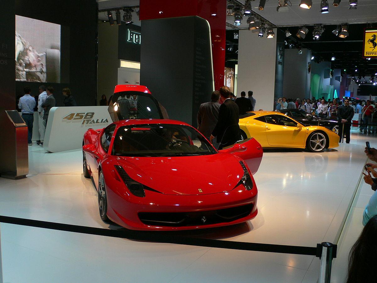 Ferrari 458 Italia Wikipedia La Enciclopedia Libre