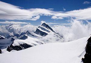 Finsteraarhorn, Bernese Alps