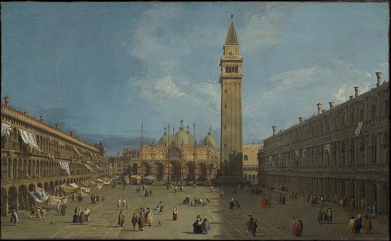 File:Giovanni Antonio Canal, il Canaletto - Piazza San Marco - WGA03883.jpg
