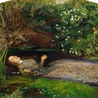 """Ophelia"" by John Everett Millais"