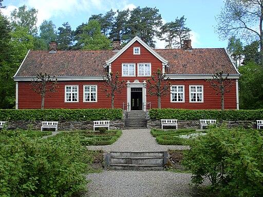 Leikanger prestegård