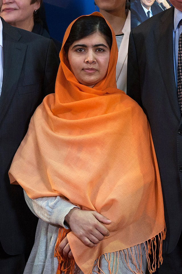 Malala Yousafzai, Formidable, Force, Courage, Brave, love, Forgiveness