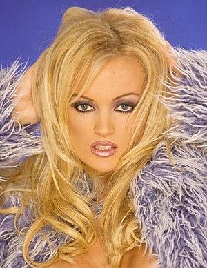 Australian pornographic actress Monica Mayhem