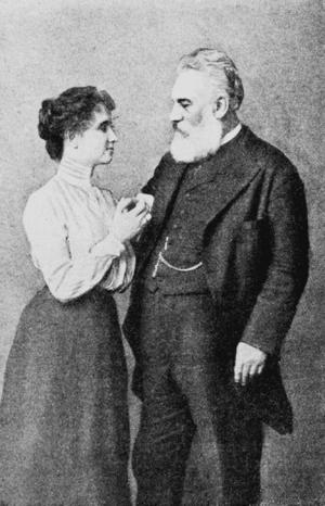 Alexander Graham Bell and Johann (John) Roebling (4/4)