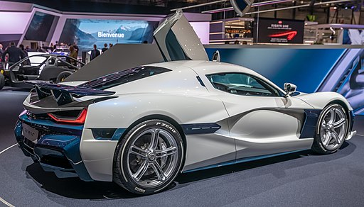 Rimac C Two, GIMS 2019, Le Grand-Saconnex (GIMS0006)
