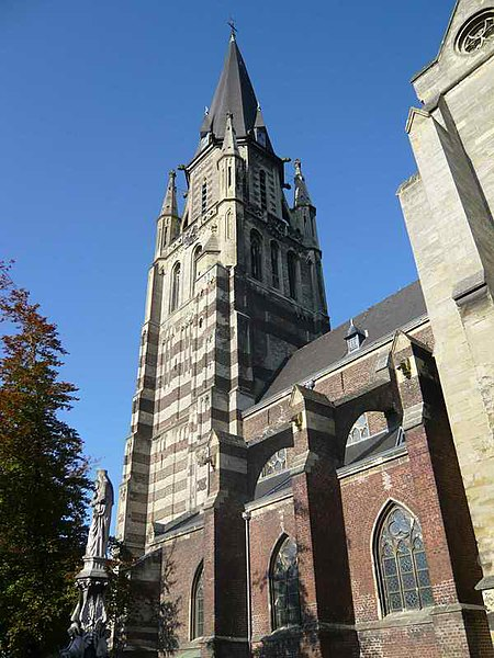 File:Sittard Petruskerk.jpg