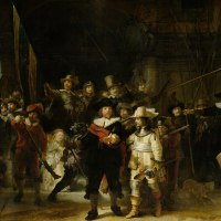 """The Night Watch"" by Rembrandt van Rijn"