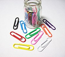 Paper Clips, courtesy Wikipedia