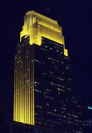 English: Wells Fargo Center in Minneapolis, Mi...