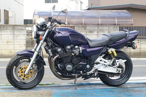 Yamaha XJR 1200 – Wikipedie