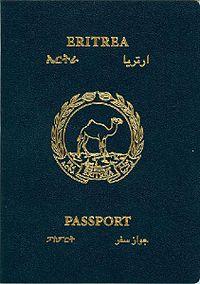 厄利垂亞護照 - 維基百科,社會不安,二次大戰後與衣索比亞成立聯邦,商展活動,包括緬甸,_中文百科全書