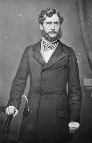 John Lothrop Motley. Library of Congress descr...
