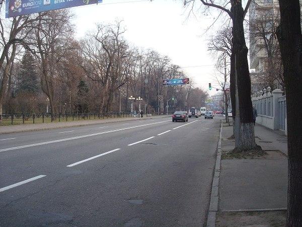 Hrushevsky Street (Kiev) - Wikipedia