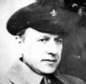Rakovsky in uniform