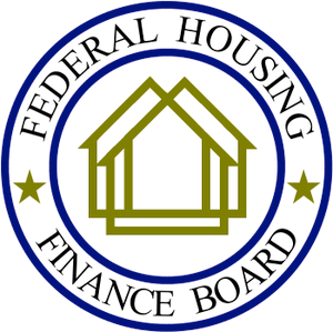 Seal of the Federal Housing Finance Board.