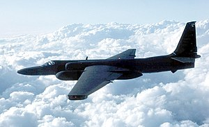 The Lockheed U-2, which first flew in 1955, pr...