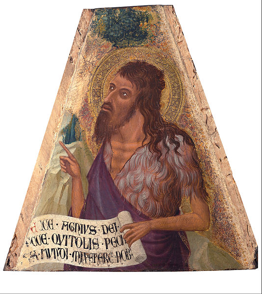 File:Ambrogio Lorenzetti - St. John the Baptist - Google Art Project.jpg