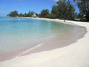 South coast of Barbados, West Indies.