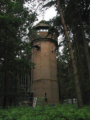 Cawston Water Tower - geograph.org.uk - 457626