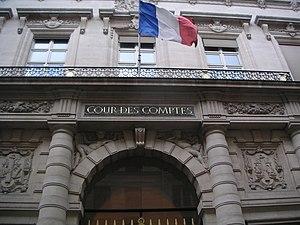 The Cour des Comptes in Paris monitors water a...