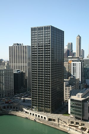 Equitable Building in Chicago
