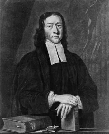 John Wesley (1703-1791), founder of Methodism