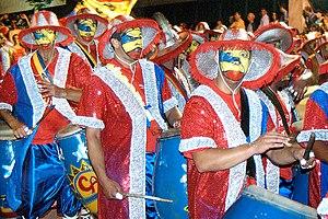 English: Montevideo Carnaval