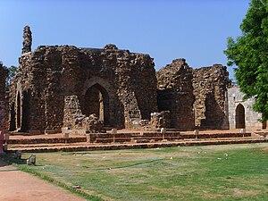 Tomb of Alauddin Khilji, Qutub Minar complex, ...
