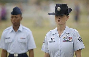 LACKLAND AIR FORCE BASE, Texas -- Staff Sgt. s...