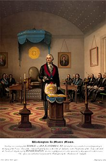 Worshipful Master George Washington
