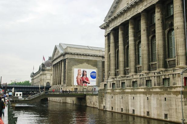 Berlin-mitte-pergamon-kupfergraben