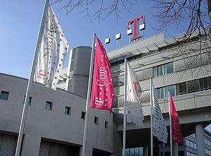 Deutsche Telekom corporate headquartiers, Bonn