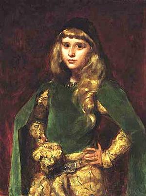 Young Bohémienne: Natalie Clifford Barney (187...