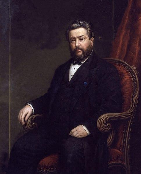 File:Charles Haddon Spurgeon by Alexander Melville.jpg