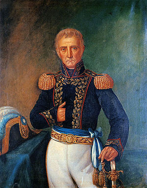 Cornelio Saavedra (1759 - 1829)