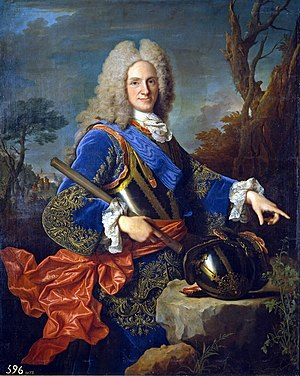 Portrait of Philip V of Spain