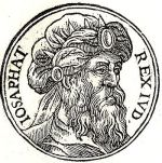 English: Josaphat was the fourth king of the K...