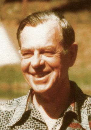 Joseph Campbell, late 1970