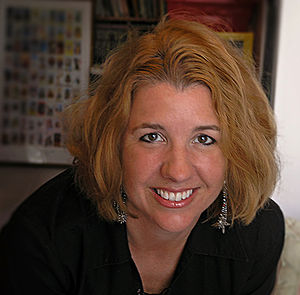 Author/Artist Lisa Hunt
