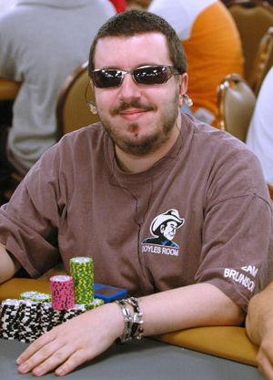 Max Pescatori in World Series of Poker at Rio,...