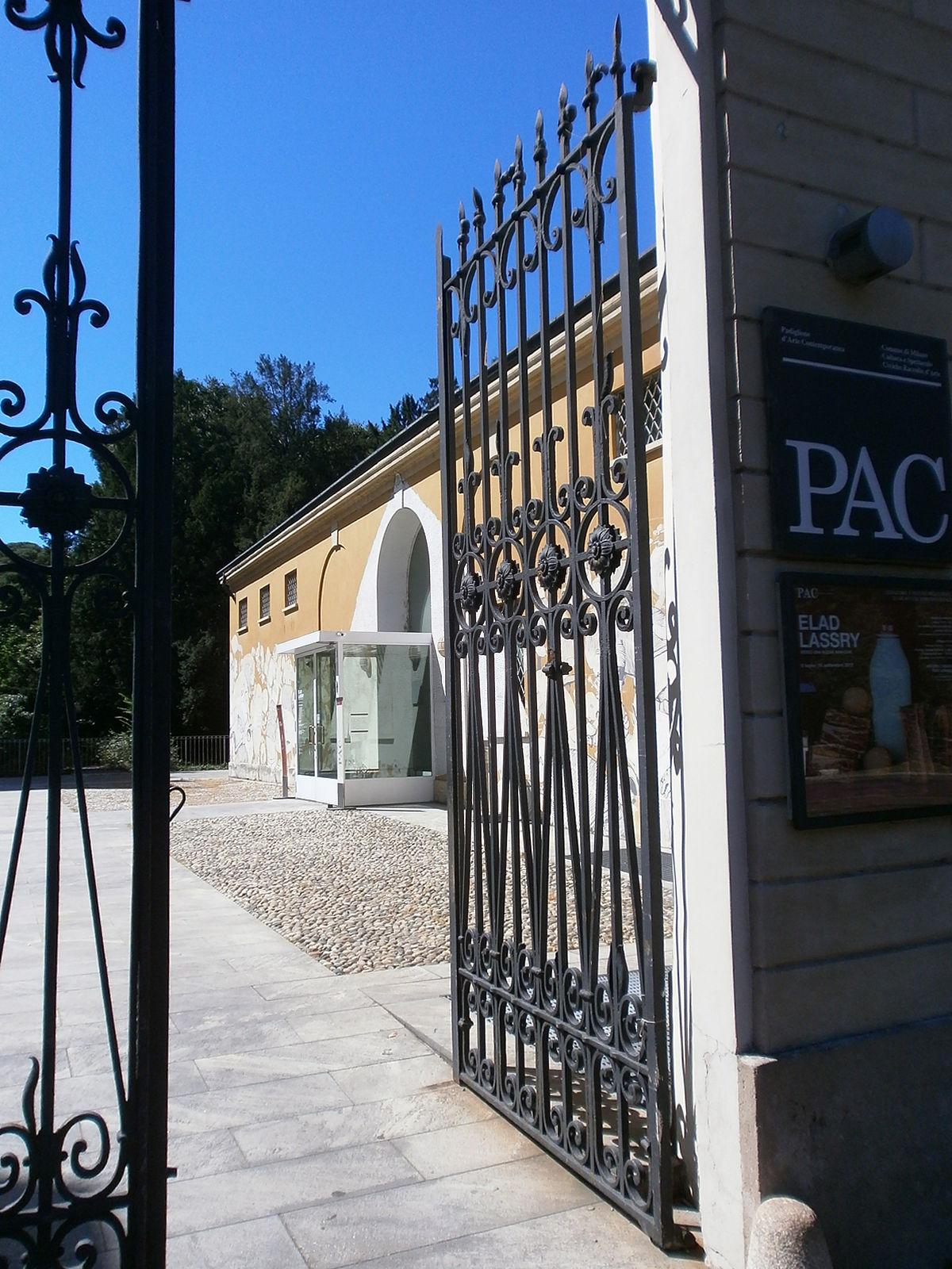 Padiglione D Arte Contemporanea Wikipedia
