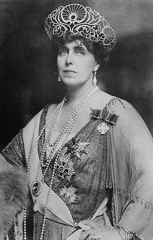 Queen Mary of Romania