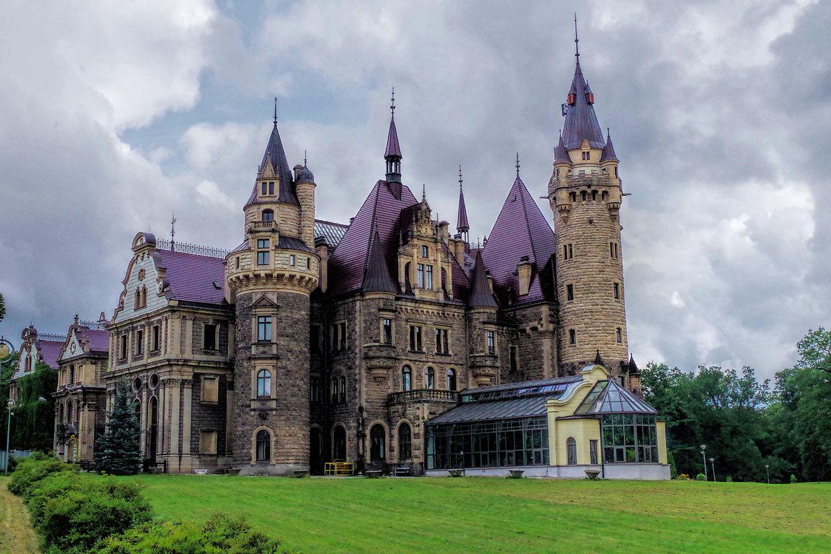 Moszna Opole Voivodeship Wikipedia
