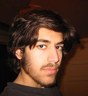 Picture of Aaron Swartz