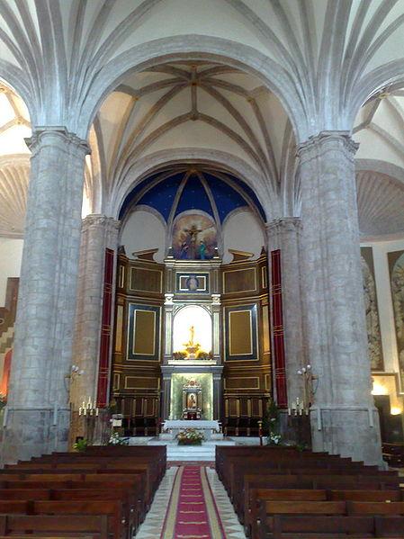 Archivo:Almagro. Iglesia de la Madre de Dios.jpg