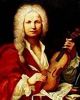 Antonio Vivaldi cimentó el género del concierto. Es el autor de los conciertos para violín y orquesta Las cuatro estaciones.