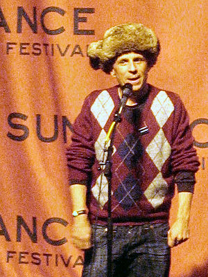 Bobcat Goldthwait at the 2006 Sundance Film Fe...