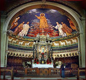 Português: Interior da Igreja dos Santos Cosme...