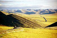 Richardson Mountains seen fr...